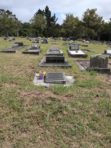 Presbyterian Division E, Row 15, Plot 41
