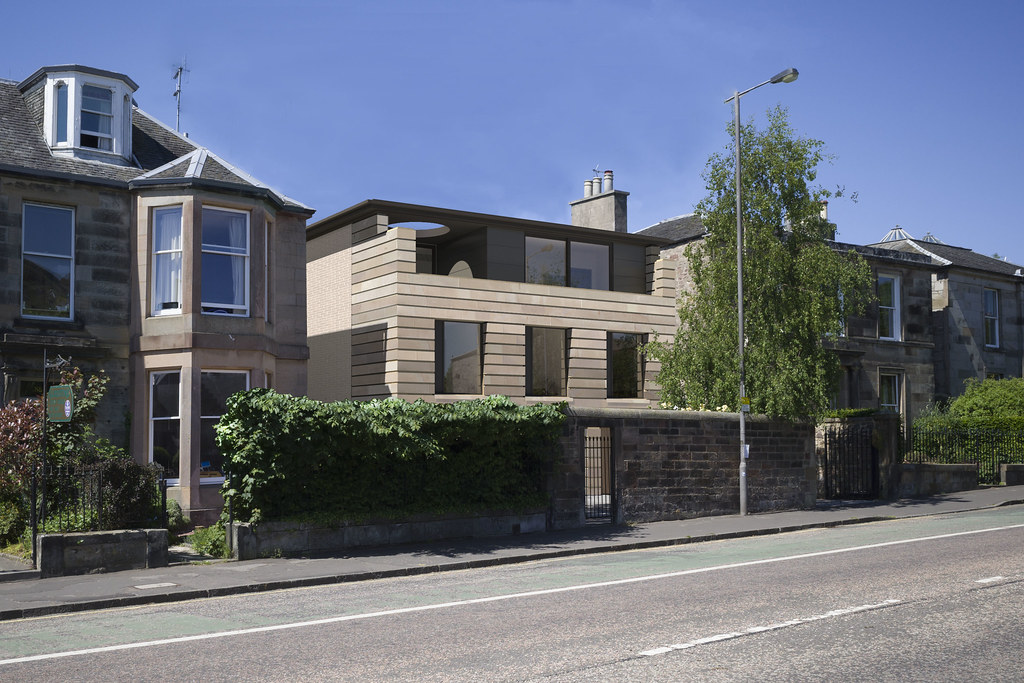 House in Dalkeith Road