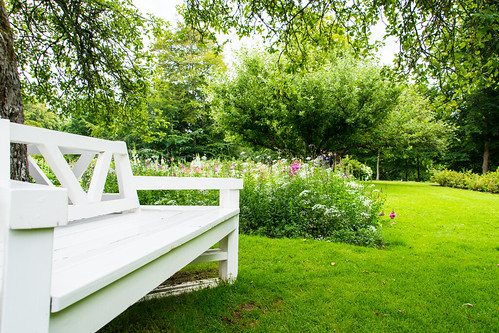 Sofiero garden