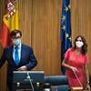 Rosa Romero en la Comisión de Sanidad. (30/07/2020)