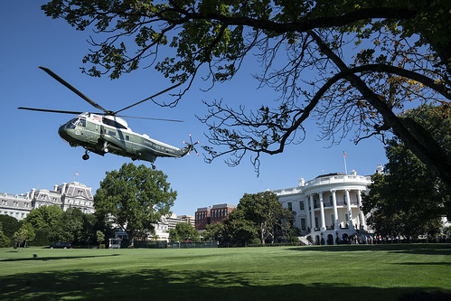 President Trump Travels to Texas by The White House, on Flickr