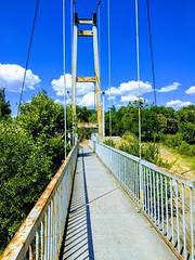 Bridge of Love (Boguslav, Ukraine) / Міст кохання (Богуслав, Україна)