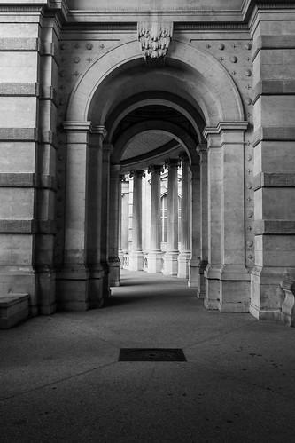 Palais Longchamp / Marseille / France