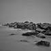 breakwater. venice beach, ca. 2012.