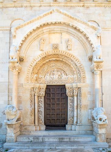 Manfredonia (FG), 2020, Abbazia di San Leonardo in Lama Volara.