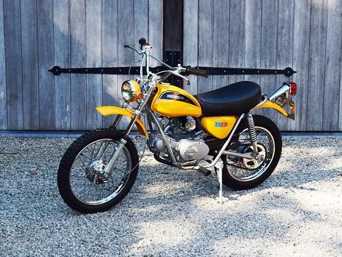 Honda SL70 (1971)