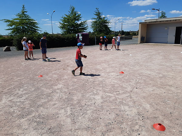 Apprentissage du baseball