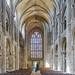 Christchurch Priory, Dorset - Nave