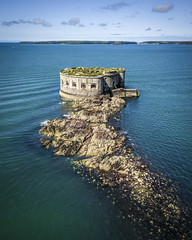 Photo of Stack Rock Fort