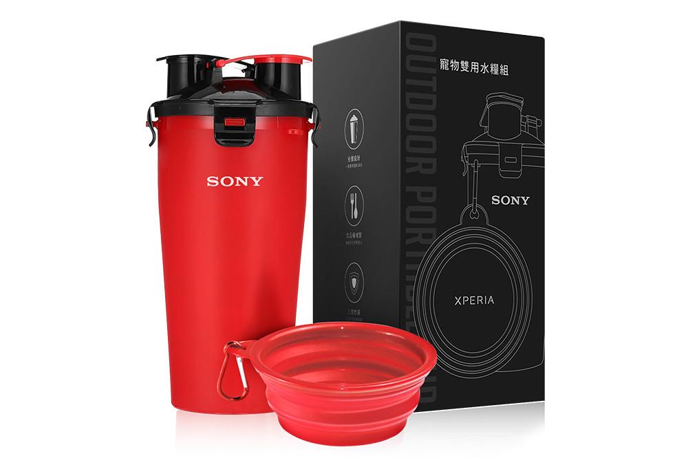 圖說四、Sony-Mobile寵物飼主招集令!帶著與寵物合影的萌照體驗Xperia-1-II獲Xperia寵物雙用水糧杯與伸縮碗組