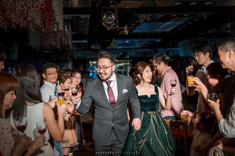 [台北婚攝] 敏傑&家瑩 早儀午宴 婚禮紀錄 @ 台北彭園會館 宴會廳  #婚攝楊康