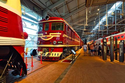 Russian Railway Museum 11 ©  Alexxx Malev