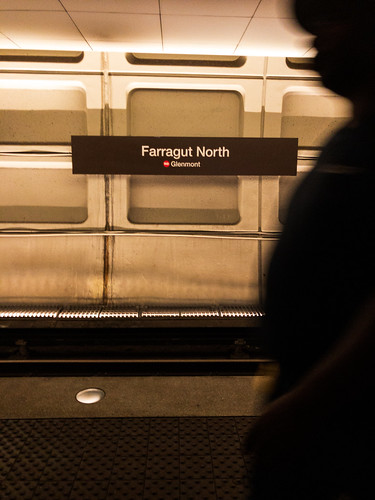 Farragut North subway stop