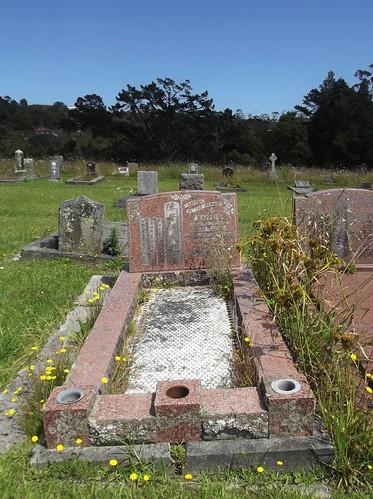 Public Burial Area A, Row 1, Plot 55b