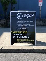 A-Frame - IF Innovative Fitness