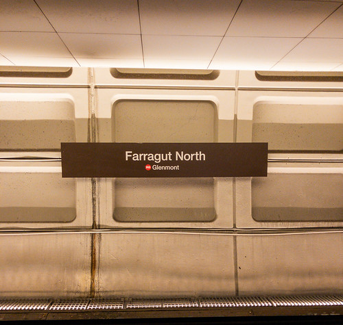 Farragut North - DC Metro