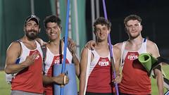 Emanuele Salvucci, Leonardo Palombini, Giovanni Stella Fagiani, Riccardo Stagnaro