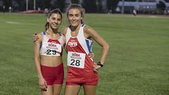 Anna Mengarelli e Sofia Marchegiani