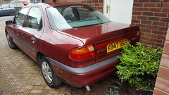Photo of 1993 Ford Mondeo 1.8 GLX Saloon