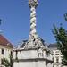 Holy Trinity Column, Sopron, Hungary
