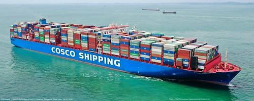 cosco shipping scorpio@piet sinke 26-07-2020 (1)