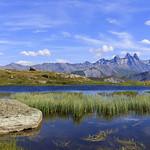 Lac Guichard et Aiguilles d'Arves (Savoie 07/2020) - (Explore 03/08)