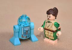 Ophi Egra & Astromech Droid