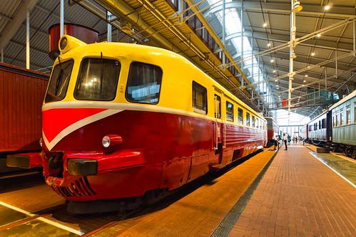 Russian Railway Museum 12 ©  Alexxx Malev