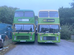 Photo of 638 - XAP 638S & 1122 - VDV 122S