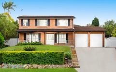 1 Barossa Court, Baulkham Hills NSW