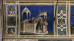 Giotto, Expulsion of Joachim, Arena Chapel
