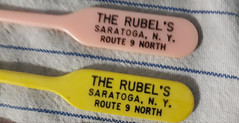 The Rubel's, RT 9 North.