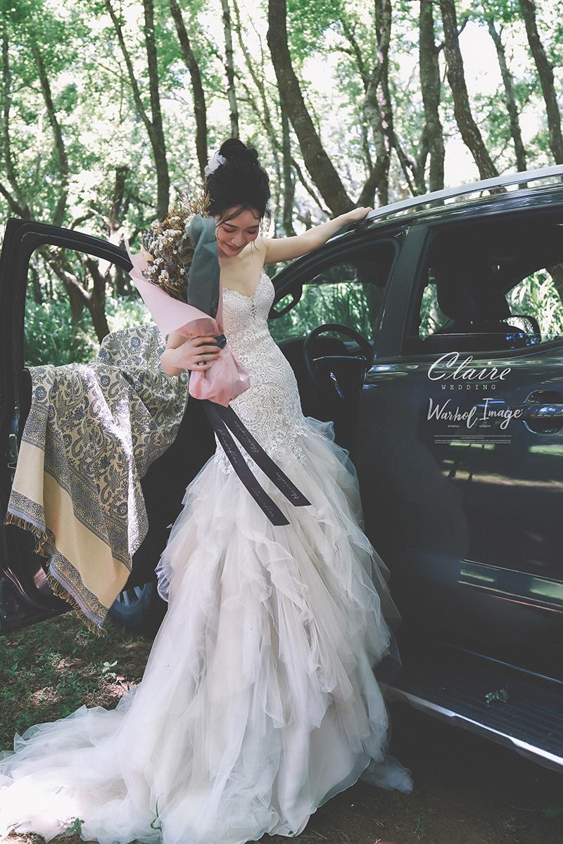 波希米亞婚紗