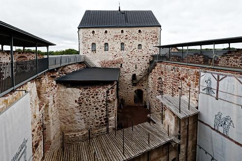 Kastelholms Slott / Kastelholman linna