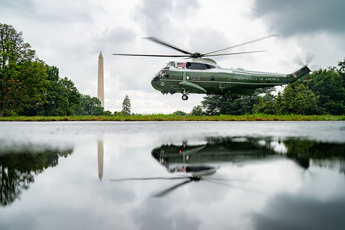 President Trump Travels to Florida by The White House, on Flickr