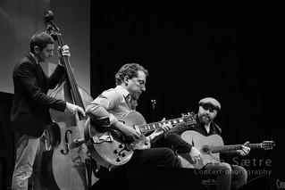 Andrien Moignard Trio at Djangofestivalen