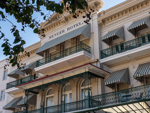 Menger Hotel - San Antonio, Texas