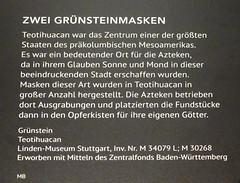 Aztekenausstellung Stuttgart