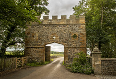 Photo of Craster Tower Gate