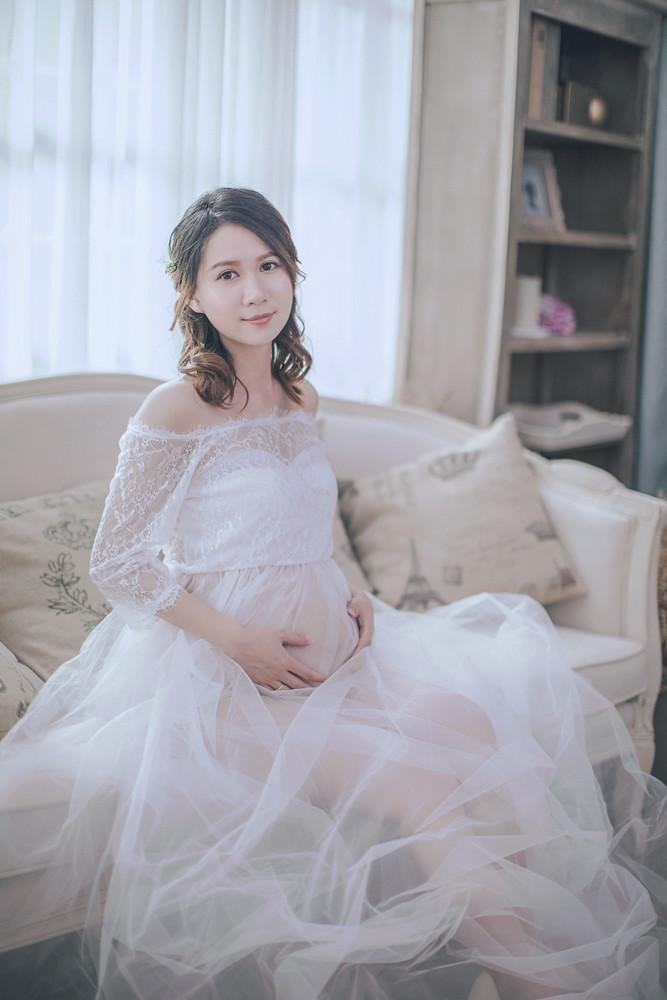 孕婦寫真,地點,新北市三重,商業形象攝影