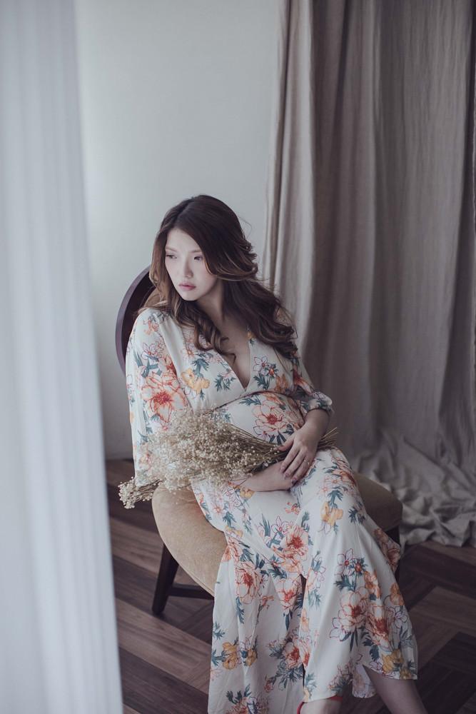 孕婦寫真,地點,桃園中壢,婚紗