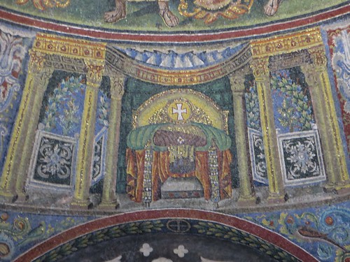 Baptistère des Orthodoxes ou de Néon, IVe-Ve siècles, Ravenne, Emilie-Romagne, Italie.
