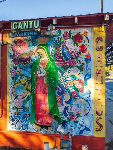 CANTU Wall mural - South Austin