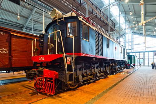 Russian Railway Museum 13 ©  Alexxx Malev