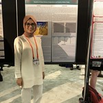 Borlaug Fellow - Turkey Fatma Gul at the Plant Animal Genome Conference