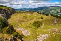 Photo of The Llangattock Escarpment