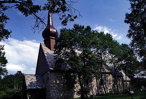 "Norwegen 1998 (655) Alstahaug kirke • <a style=""font-size:0.8em;"" href=""http://www.flickr.com/photos/69570948@N04/50191212331/"" target=""_blank"">View on Flickr</a>"