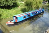 Boats on the Grand Union Canal 20 - Crystal - Milton Keynes 02Aug20