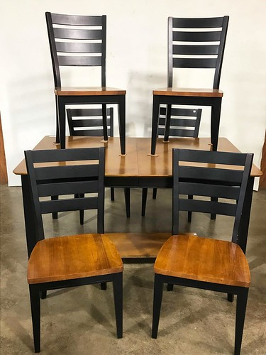 Dining Table with 6 Chairs ($289.56)