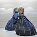 Costumes d'H. L. Leroux pour le ballet